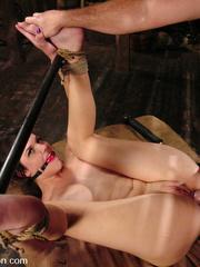 Female humiliation. Bobbi Starr, bondage and - Unique Bondage - Pic 12