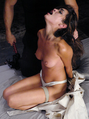 Roughsex. Gorgeous girl in hard fucking and - Unique Bondage - Pic 5