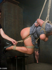 Xxx bondage. Blonde and brunette in bondage - Unique Bondage - Pic 3