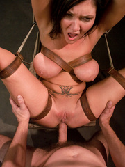 Xxx bondage. Blonde and brunette in bondage - Unique Bondage - Pic 7