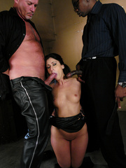 Rough hard sex. Girl in bondage fucked by - Unique Bondage - Pic 5