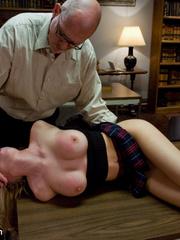 Humiliation. Madison Scott punished and - Unique Bondage - Pic 2