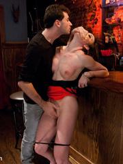 Xxx rough. Jennifer White ass fucked and - Unique Bondage - Pic 3