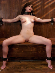 Xxx rough. Jennifer White ass fucked and - Unique Bondage - Pic 7