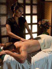 Rough xxx. Busted Asian sex masseuse bound - Unique Bondage - Pic 1