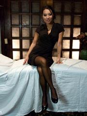 Rough xxx. Busted Asian sex masseuse bound - Unique Bondage - Pic 15
