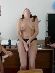 Lesbian girls. StraponLesbians. - Unique Bondage - Pic 7