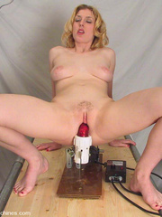Fucking machines porn. Cowgirl is back for - Unique Bondage - Pic 12
