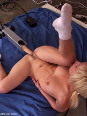 Fucking machines sex. Watch Crissy Sparks - Unique Bondage - Pic 15