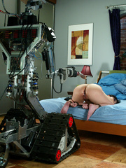 Adult sex machines. Three hot girls get off - Unique Bondage - Pic 6