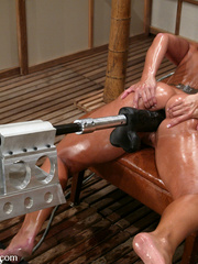 Xxx fucking machines. Ava Devine swallows - Unique Bondage - Pic 5