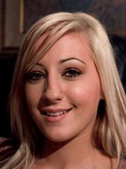 Fucking machines sex. Blond 19 year old gets - Unique Bondage - Pic 1