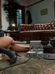Xxx fucking machines. Isis Love pussy fucked - Unique Bondage - Pic 6