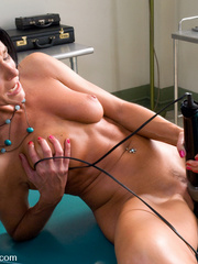 Fucking machine xxx. Tight hottie gets - Unique Bondage - Pic 9