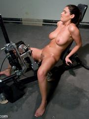 Fucking machines. Charley is back - Unique Bondage - Pic 2