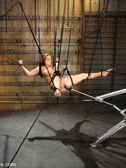 Fucking machines sex. Christina Carter gets - Unique Bondage - Pic 6