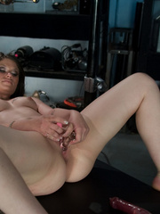 Women fucking machines. Amateur 18yr old - Unique Bondage - Pic 3