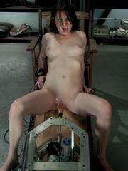 Fuckingmachines. Brand new girl machine - Unique Bondage - Pic 8