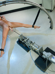 Sex machine xxx. Sci-fi fantasy: pretty girl - Unique Bondage - Pic 7