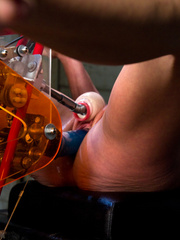 Xxx fucking machines. Felony babbles in - Unique Bondage - Pic 3