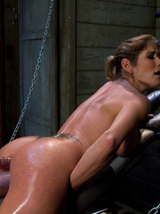 Xxx fucking machines. Felony babbles in - Unique Bondage - Pic 5
