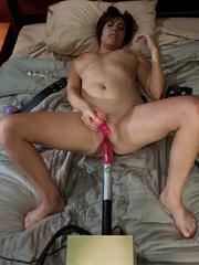 Sex machine xxx. Beautiful new girl with big - Unique Bondage - Pic 5