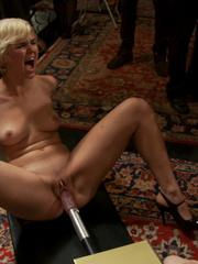 Adult sex machines. 3 rookie girls pussy - Unique Bondage - Pic 8