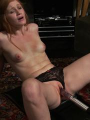 Adult sex machines. 3 rookie girls pussy - Unique Bondage - Pic 11