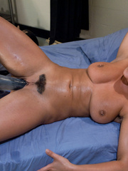 Sexmachines. Charley Chase is the wild filly - Unique Bondage - Pic 11