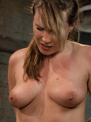 Sex machine porn. Harmony Rose, in her final - Unique Bondage - Pic 14