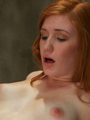 Fucking machines xxx. Amateur red head - Unique Bondage - Pic 14