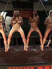 Sex machine orgasms. Double updates today: - Unique Bondage - Pic 11