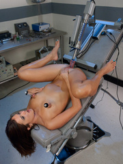 Machine fucking. All natural sexy babe is - Unique Bondage - Pic 12