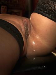 Sex machine orgasms. 3 amateur girl pussy - Unique Bondage - Pic 9