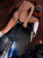 Mechanical sex machine. Fucking Machines - Unique Bondage - Pic 13