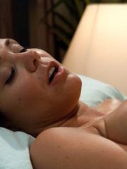 Machine sex. Beverly Hills takes a hard - Unique Bondage - Pic 12