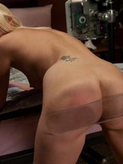 Sex machine orgasms. Hot Nanny machine fuck - Unique Bondage - Pic 3