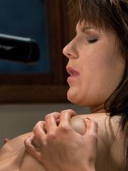 Girls on sex machines. 21-yr old hot - Unique Bondage - Pic 6