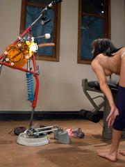 Girls on sex machines. 21-yr old hot - Unique Bondage - Pic 7