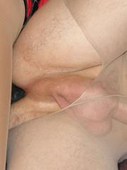 Femdom porn. Strapon Jane fucking gimp - Unique Bondage - Pic 6