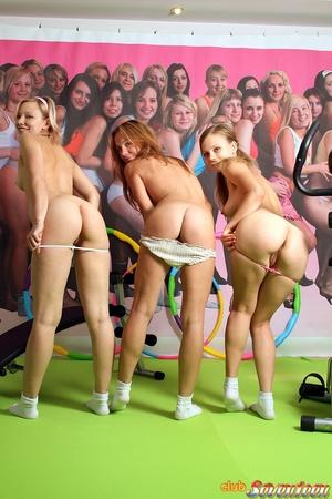 Фото голые семиклассницы
