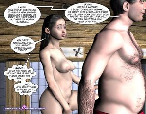 Porno 3d. THE CHAPERONE. - XXX Dessert - Picture 7