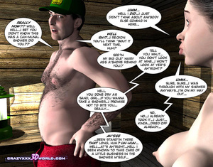 Porno 3d. THE CHAPERONE. - XXX Dessert - Picture 8