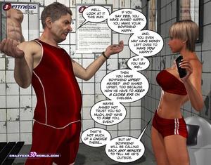 Porno 3d. Crazyxxx3dworld. - XXX Dessert - Picture 2