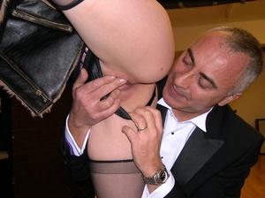 Hardcore porn. Cheap British prostitute shagged by a sen - XXX Dessert