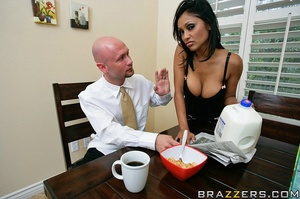 Mature milf sex. Priya Rai fucking an ol - XXX Dessert - Picture 6
