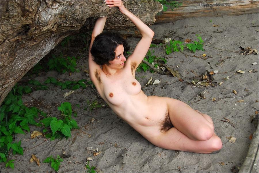 Порно фото голых хиппи