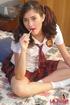 Teen porn. Naughty schoolgirl Bella.
