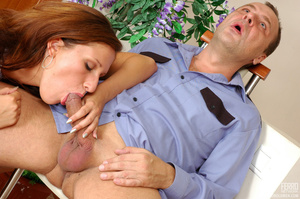 Old men fucking young girls. Flirtatious - XXX Dessert - Picture 19