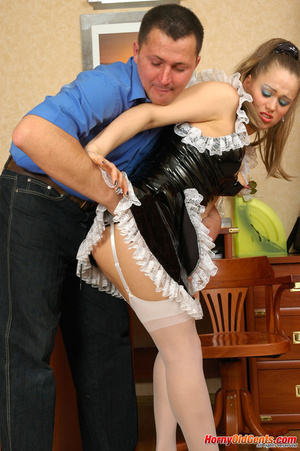 maid forced sex